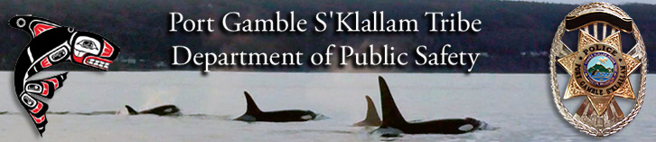 Port Gamble S'Klallam Tribe Department of Public Safety