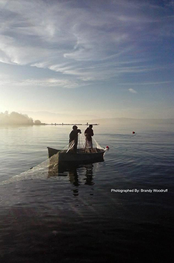 Port Gamble S'Klallam Tribe Fishing
